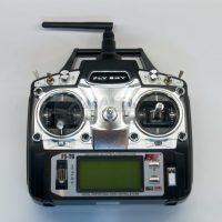 FlySky FS-T6 2.4G 6CH Transmitter & Receiver
