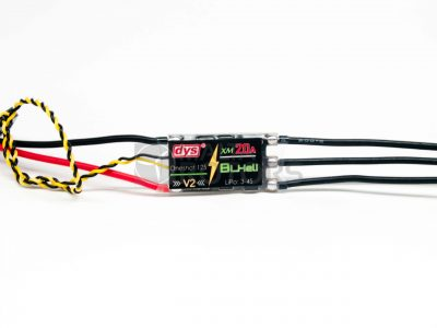 DYS XM20A V2 3-4S Oneshot 125 ESC