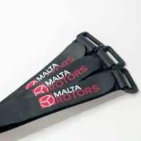 MaltaRotors 25x350mm Battery Straps