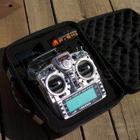 FrSky Taranis X9D Plus 2.4GHz ACCST Radio Transmitter (EU LBT) inc EVA Case