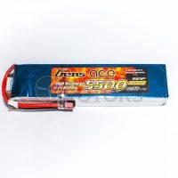 Gens ace 5500mAh 18.5V 25C 5S1P Lipo Battery Pack