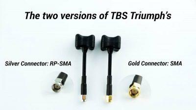 TBS TRIUMPH-STUB SMA(RHCP 2PCS)