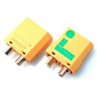 Nylon XT90-S Anti Spark Connectors Male & Female