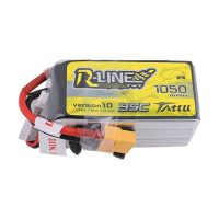 Tattu R-Line 1050mAh 95C 22.2V 6S1P Lipo Battery