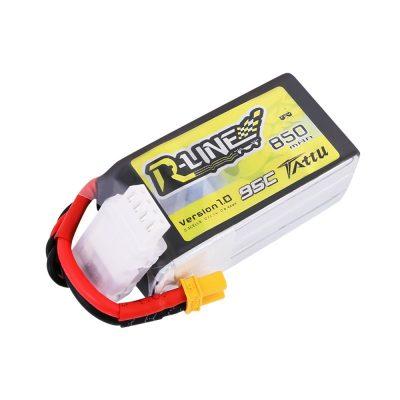 Tattu R-Line 850mAh 11.1V 3S1P 95C Lipo Battery