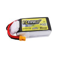 Tattu R-Line 850mAh 11.1V 3S1P 95C Lipo Battery