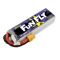 Tattu Funfly Series 1800mAh 14.8V 100C 4S1P Lipo Battery