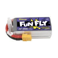 Tattu Funfly 1550mAh 11.1V 100C 3S1P Lipo Battery