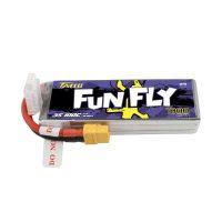 Tattu Funfly Series 1800mAh 11.1V 100C 3S1P Lipo Battery
