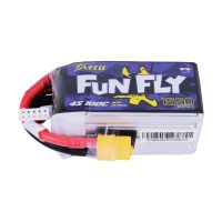 Tattu Funfly Series 1550mAh 14.8V 100C 4S1P Lipo Battery