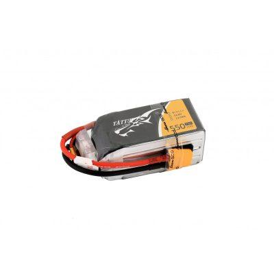 TATTU 1550mAh 14.8V 75C 4S1P Lipo Battery