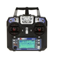 FlySky FS-i6 6CH AFHDS RC Transmitter with FS-iA6B Receiver