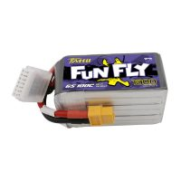 Tattu Funfly 1300mAh 22.2V 100C 6S1P Lipo Battery