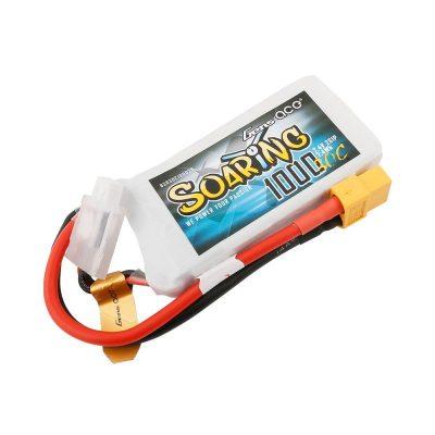 Gens ace 1000mAh 7.4V Lipo Battery