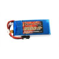 Gens Ace 3500mAh 7.4V RX 2S1P Lipo Battery